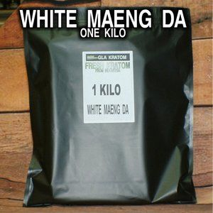 Kratom| White Maeng Da 1000 Grams